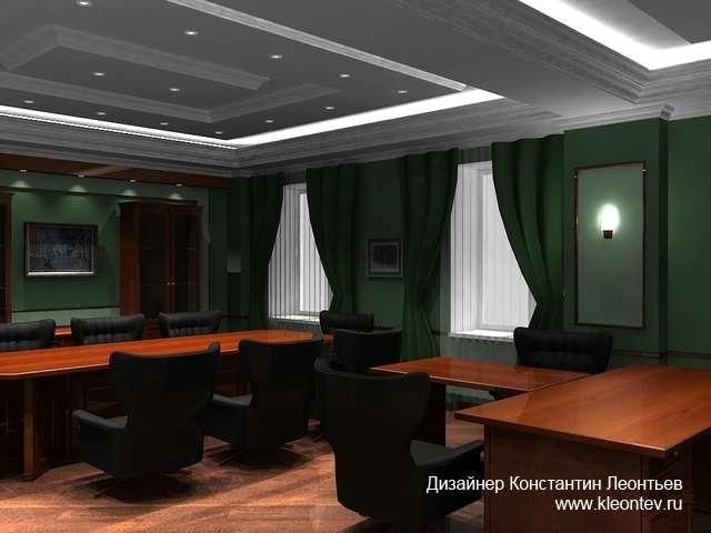 3Д виз кабинета