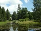 В Александровском парке, Пушкин