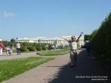 В верхнем парке Петергоф, Санкт-Петербург