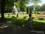 В нижнем парке, Петергоф