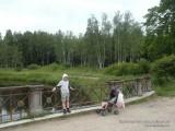 В Баболовском парке, Пушкин
