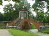 Крестовый мост в Александровском парке, Пушкин