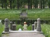 Аллея в Александровском парке, Пушкин