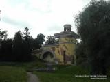 Башня-руина в Александровском парке, Пушкин