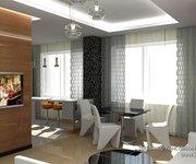 Дизайн-проект интерьера квартиры по ул. Вавилова, Москва
