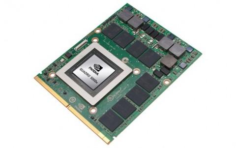 Видеокарта NVIDIA Quadro 5000М