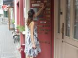 Крыльцо ресторана Мари Vanna в Спиридоньевском переулке