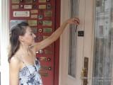 Ключ от ресторана Мари Vanna в Спиридоньевском переулке