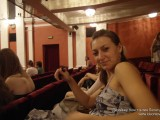 В зале Театра на Малой Бронной