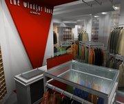 Дизайн-проект интерьера магазина «Windsor Knot»