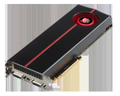Видеокарта ATI Radeon HD 5970