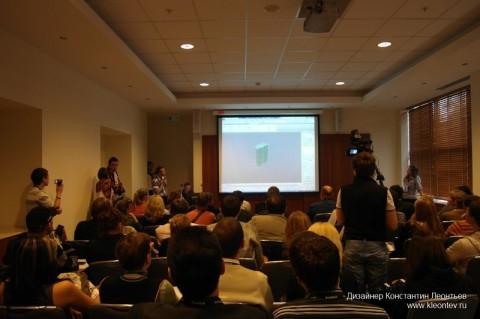 Autodesk forum 2010: новые возможности 3ds Max