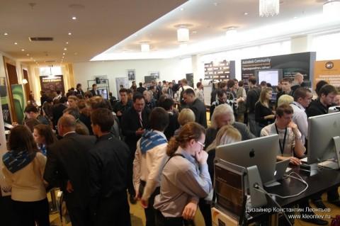 Autodesk forum 2010: выставка технологий