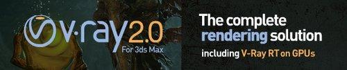 Новая версия V-Ray 2.0