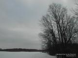 Зимний пейзаж за Казанкой