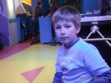 Данил готов кататься на роликах