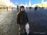Данил на Красной площади