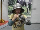 Рыцарь с перчаткой
