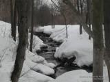 Ручей у Голубого озера