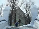 Ворота на Черном озере