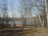 Фото апрель в Филевском парке Москва