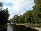 Фото пруд в Лианозово в сентябре