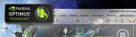 Иллюстрация к статье о настройках ноутбука с NVIDIA Optimus
