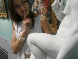 У ангела в музее