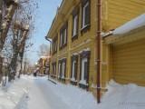 Старая улица Томска