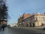 Центральная улица Томска