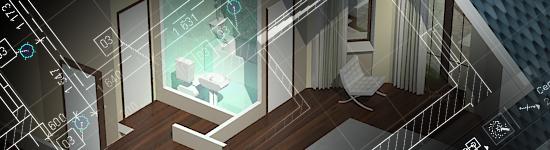 Дизайн квартир в ArchiCAD и 3ds Max