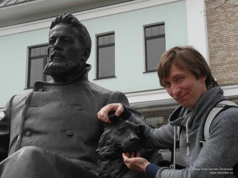 Я, Чехов и Каштанка