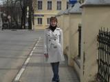Девушка на улице Можайска