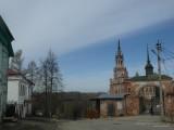 Улица провинциального города