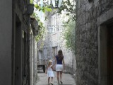 Улочка в Старом городе Будвы