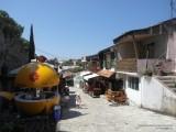 Улица к старому Бару