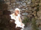 Таисенка на развалинах старого Бара