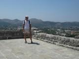 На вершине Старого Бара
