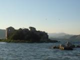 Один из островков на Скадаре
