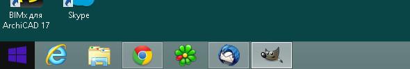 Кнопка Пуск в  Windows 8.1