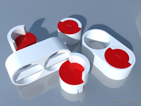 3Д комплект