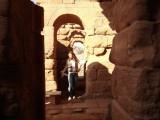 Галерея в гробнице
