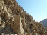 Скалы над каньоном