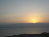 Рассвет над Иорданией