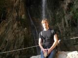 Водопад Давида на лысину