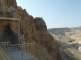 Спуск к северной части дворца Ирода