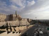 Дорога у Яффских ворот