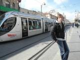 Скоростной трамвай на Яффо