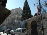 Рождество в христианском квартале