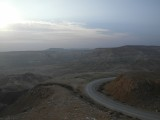 Вид на долину Эйн-Авдат